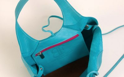 Light Blue Handbags