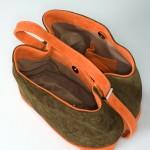 dark green handbags-Bag Fashionista