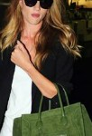 how to combine green suede bags-Bag Fashionista