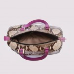 snakeskin handbag Carolina-Bag Fashionista