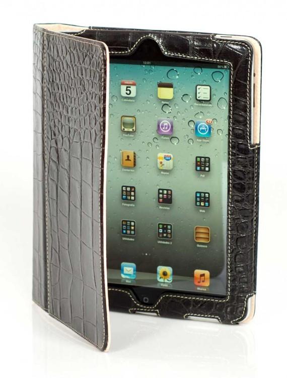 handmade-unique-ipad-cover-black-beige-leather