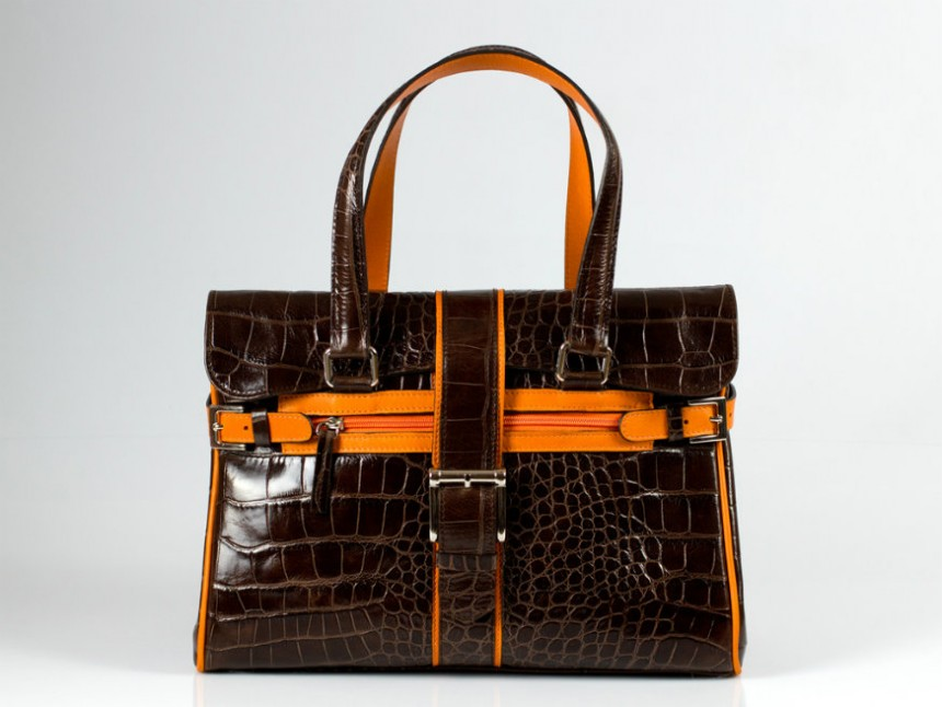 Crocodile Bags-Bag Elena-Bag Fashionista
