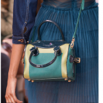 Small leather Handbag-Spring Bag Trends 2015-Bag Fashionista