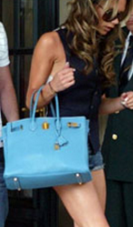 Light Blue Handbags-Bag Fashionista